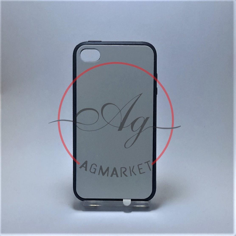 قاب موبایل سابلیمیشن اپل Iphone 4 ژله ایی