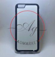 قاب موبایل سابلیمیشن اپل Iphone 6 Plus ژله ایی